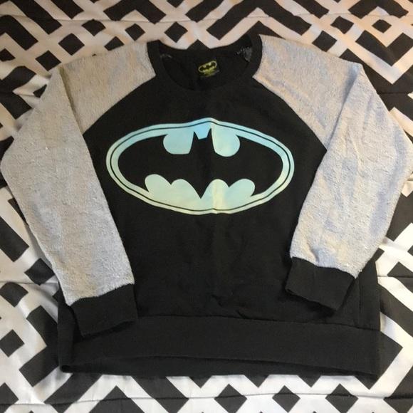 Batman Symbol Sweat Shirt Poshmark